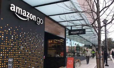 amazon go store opening in new york city
