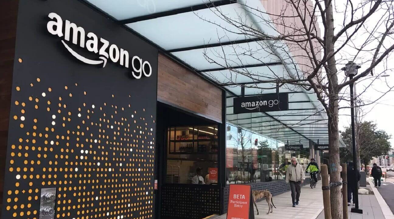 amazon go store opening in new york city