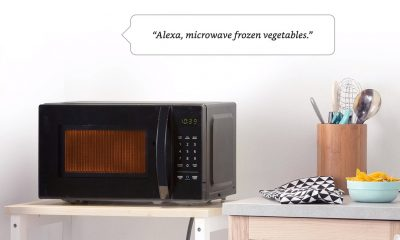 amazon alexa microwave