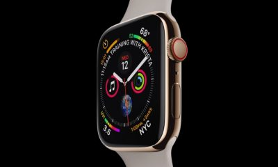 apple event apple watch series 4