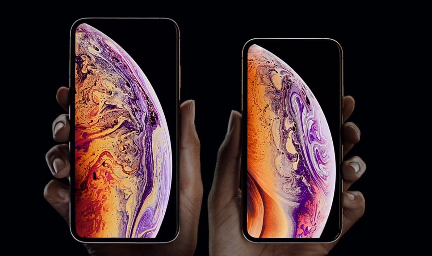 apple event iphone xs max