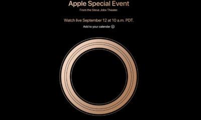 apple gather round event