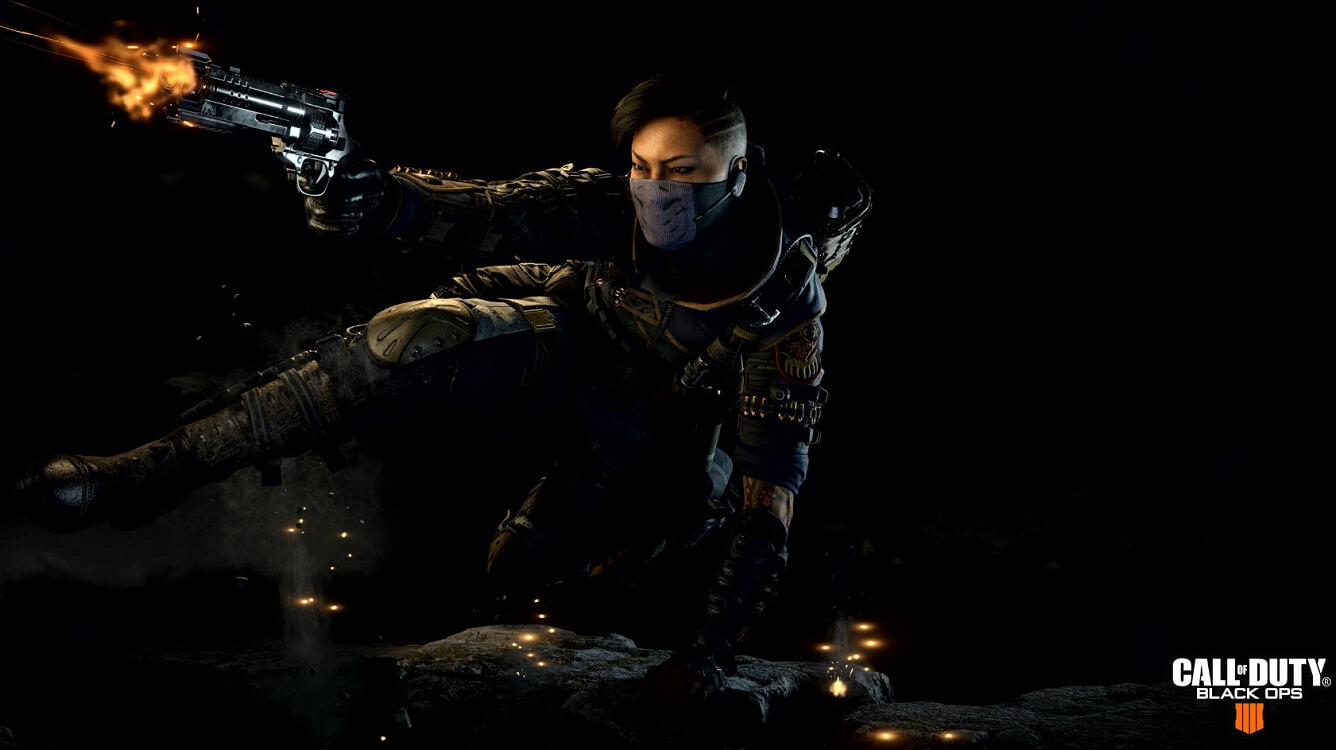 call of duty black ops 4 blackout battle royale zombies number of players vehicles