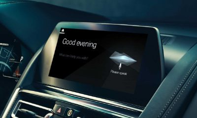 bmw voice assistant