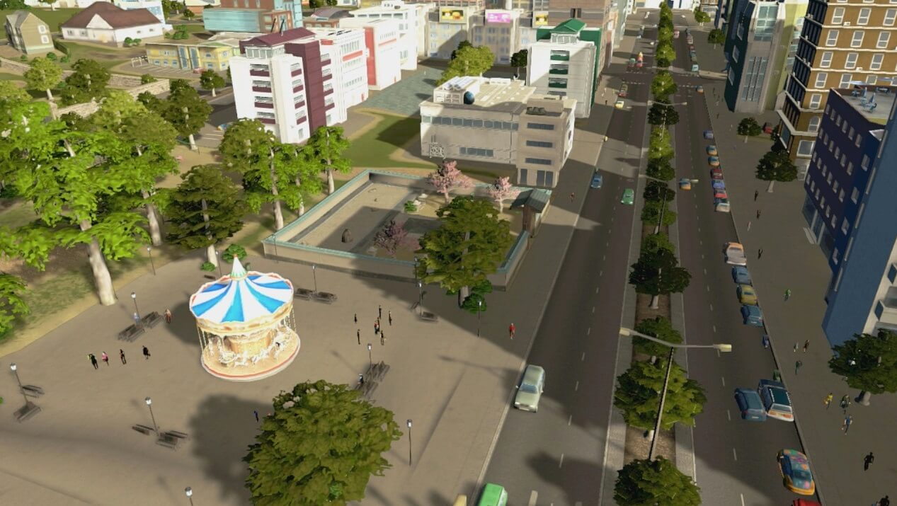cities: skylines nintendo switch edition eshop nintendo direct