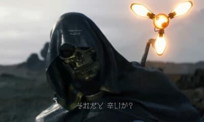 death stranding tokyo game show trailer 2018