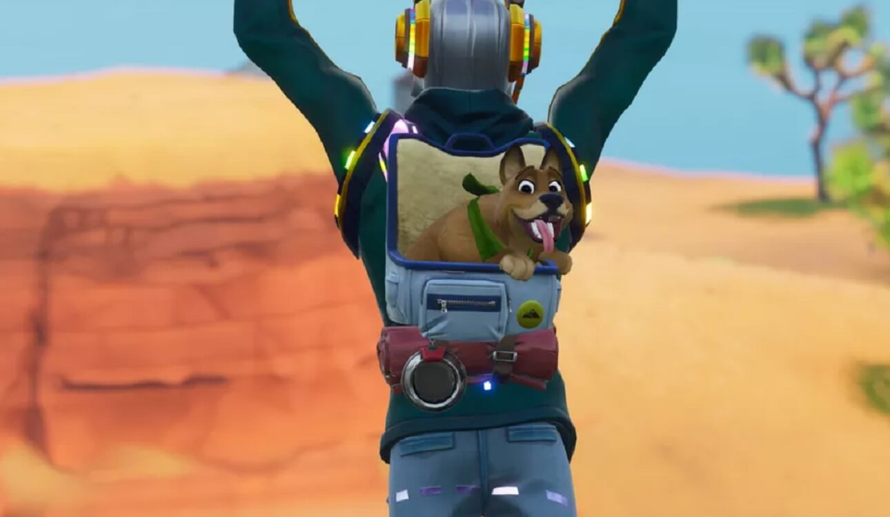 fortnite season 6 pets