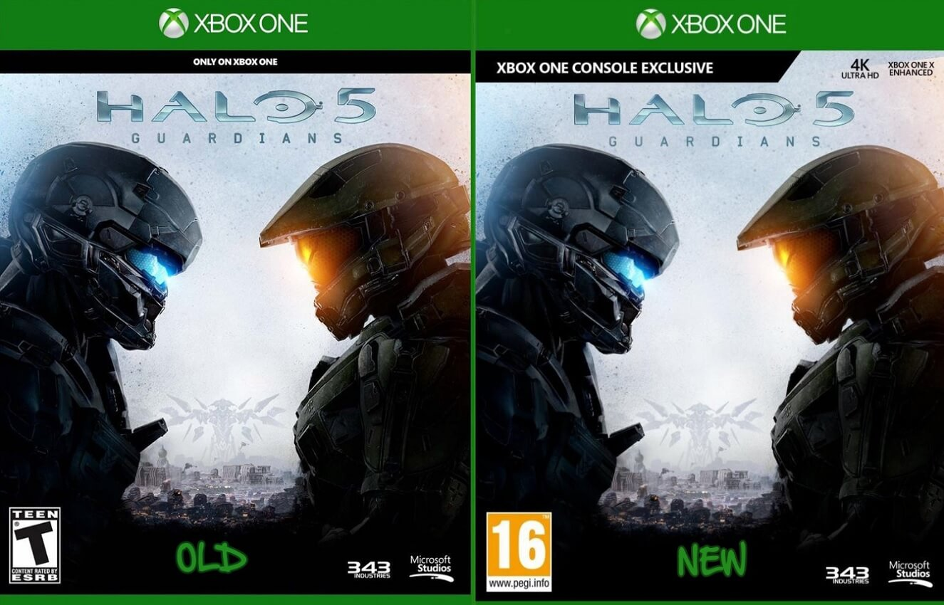 halo 5 box art halo 5 on pc release date halo infinite