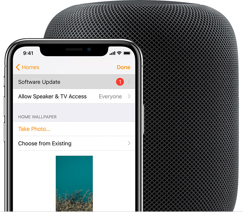 how to homepod