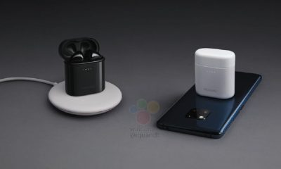 huawei freebuds 2 pro eadbuds wireless charging