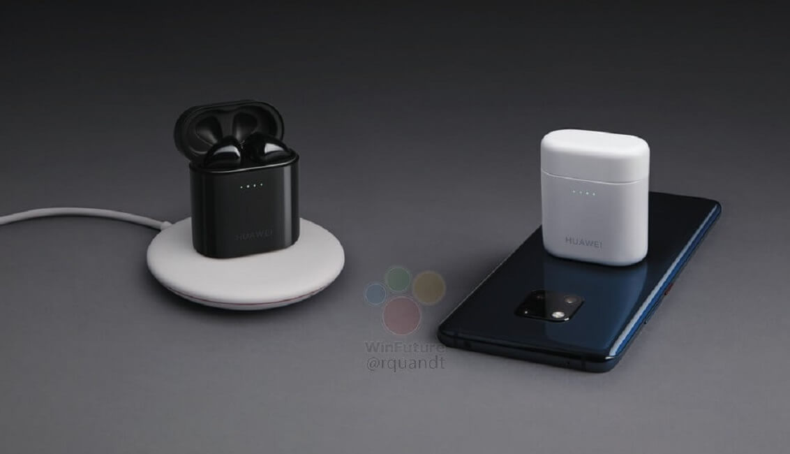 huawei freebuds 2 pro eadbuds wireless charging
