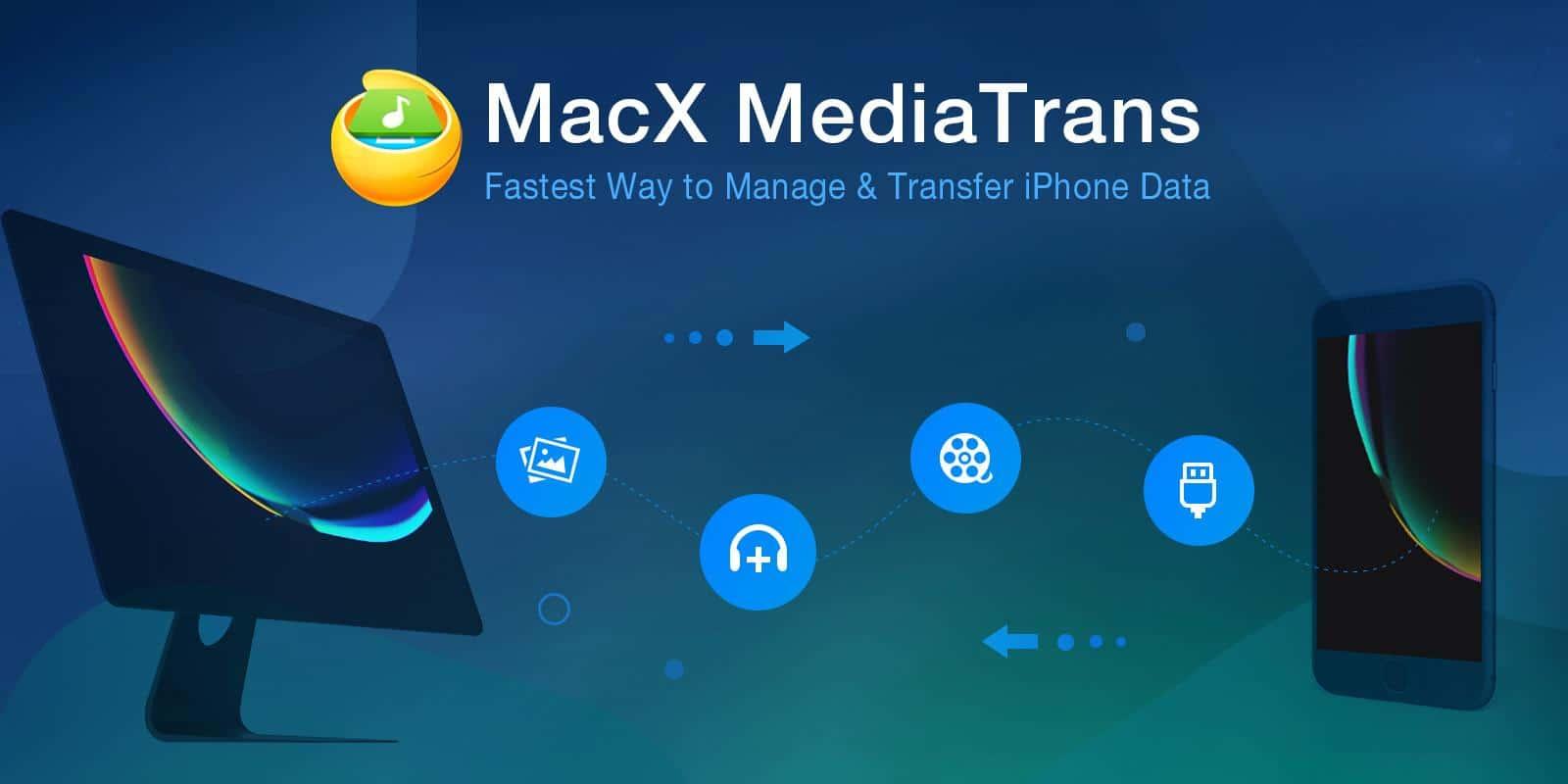 macx media transfer macx mediatrans