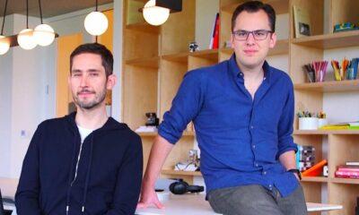instagram founders resign