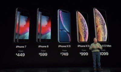 iphone prices from apple 2018