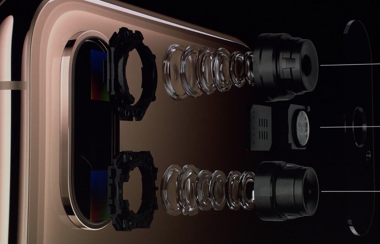 iphone xs camera apple event