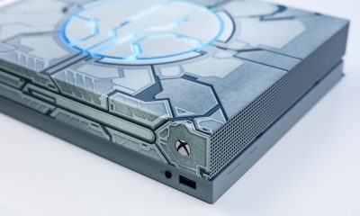 make-a-wish halo xbox one console