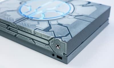 make-a-wish halo xbox one console