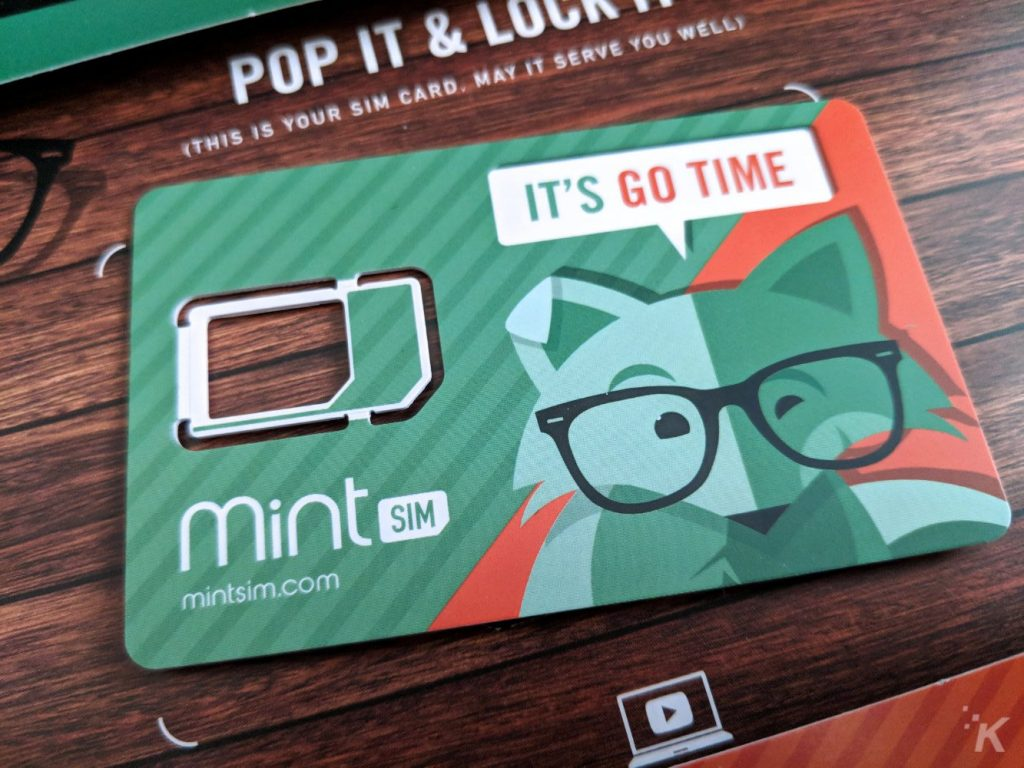 mint mobile sim card