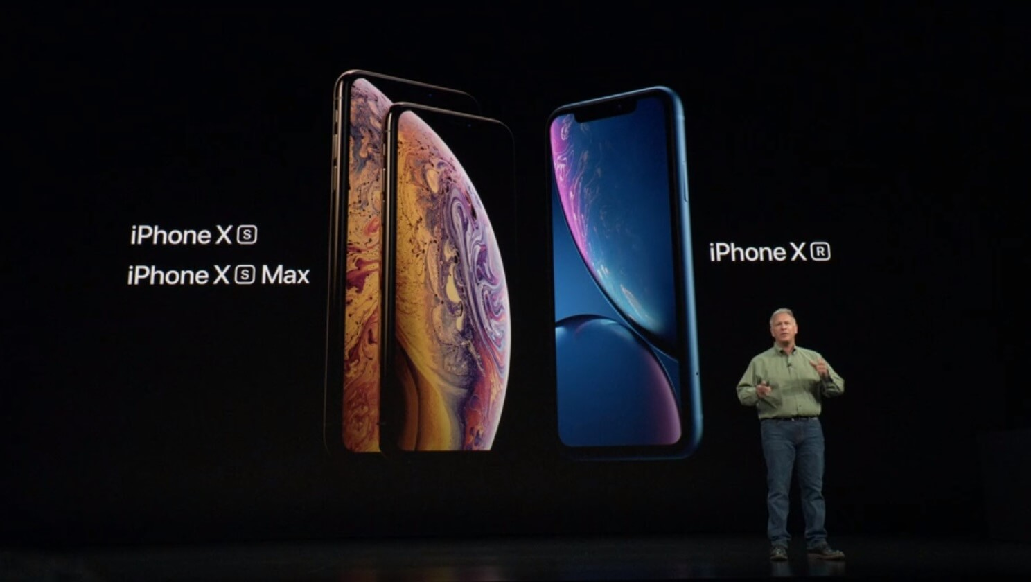 new apple iphones xs xs max xr