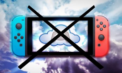 nintendo switch online excluded cloud save games