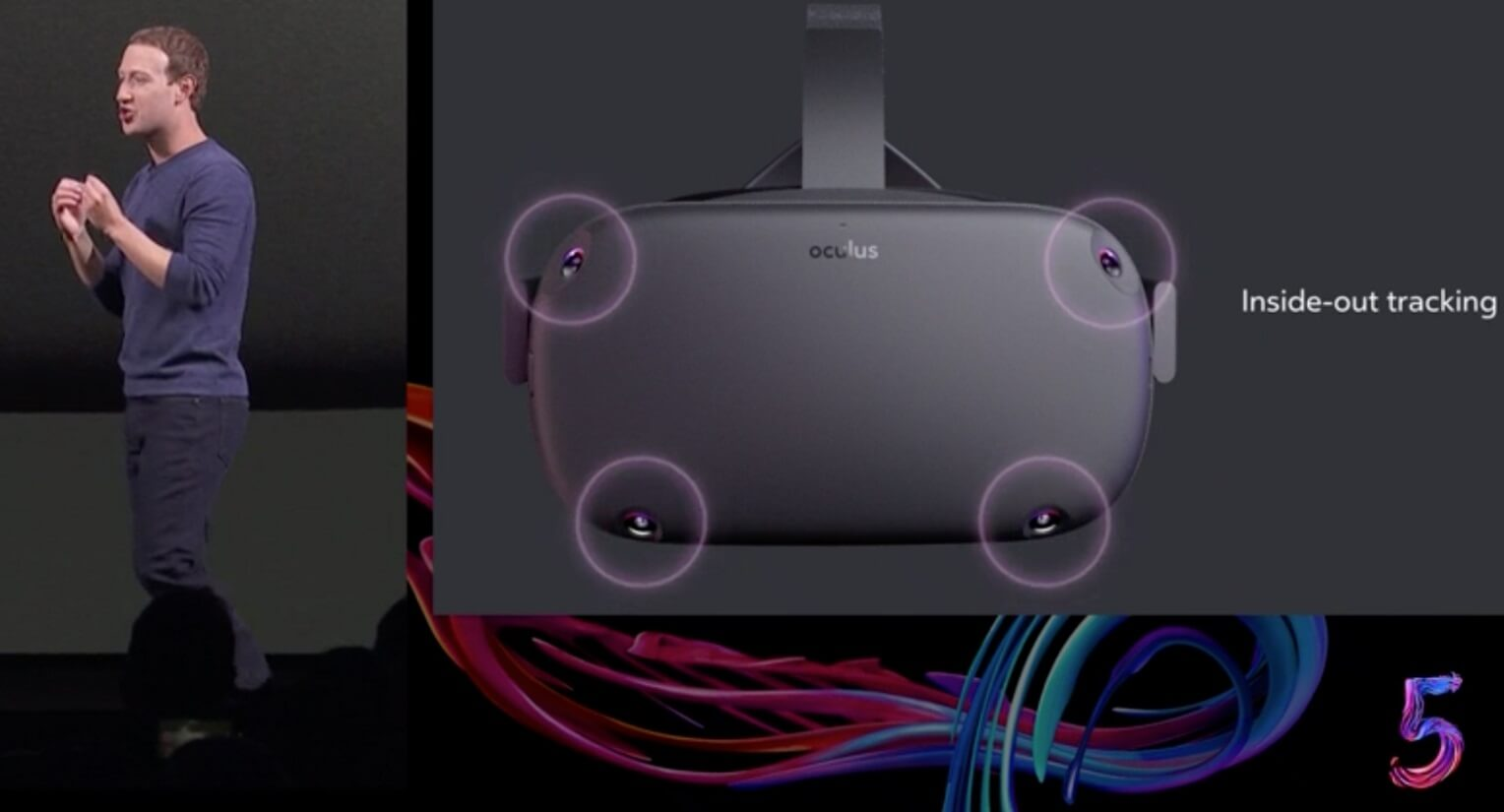 oculus quest announcement