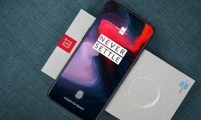 oneplus 6t in-display fingerprint scanner