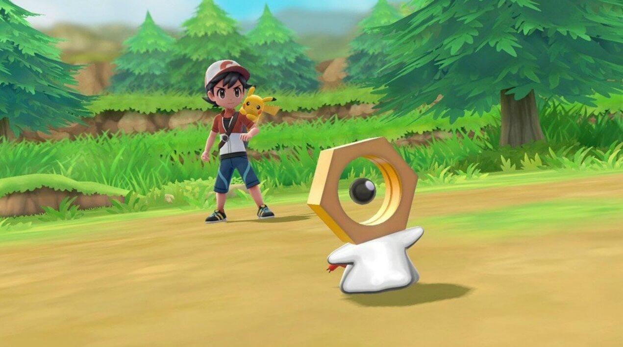 pokemon go meltan