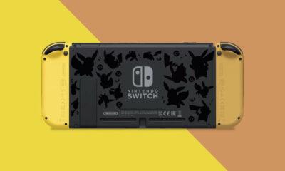 pokémon limited edition nintendo switch