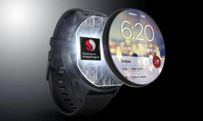 qualcomm snapdragon 3100 processor google wear os