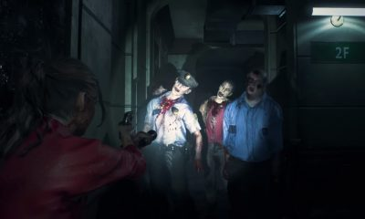 resident evil 2 remake scary games
