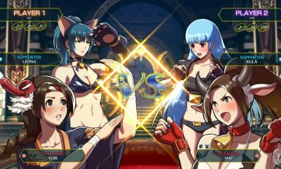 snk heroines tag team frenzy ps4