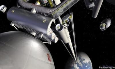 space elevator concept nasa
