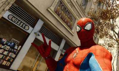 marvel spider-man new game plus