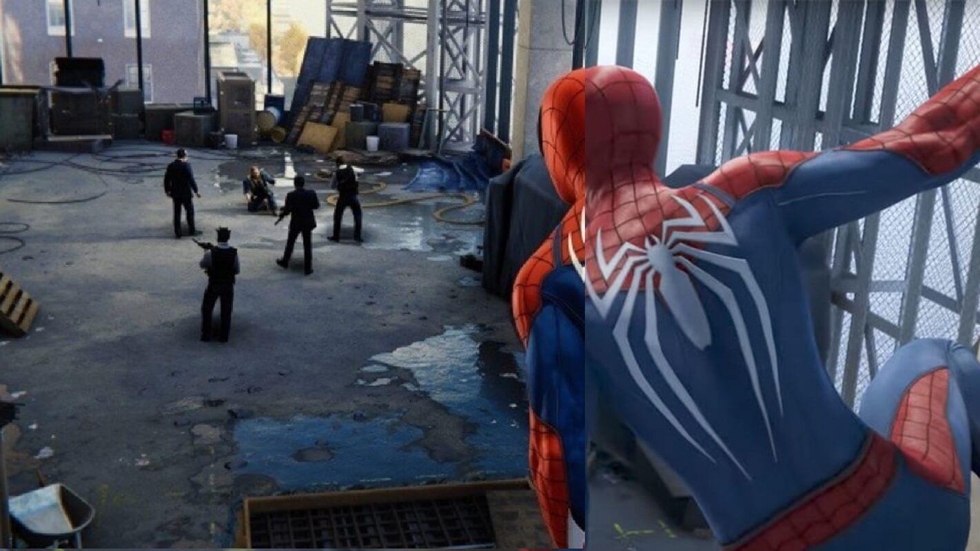 spider-man puddlegate