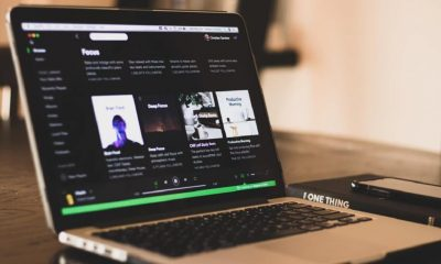 spotify on macbook