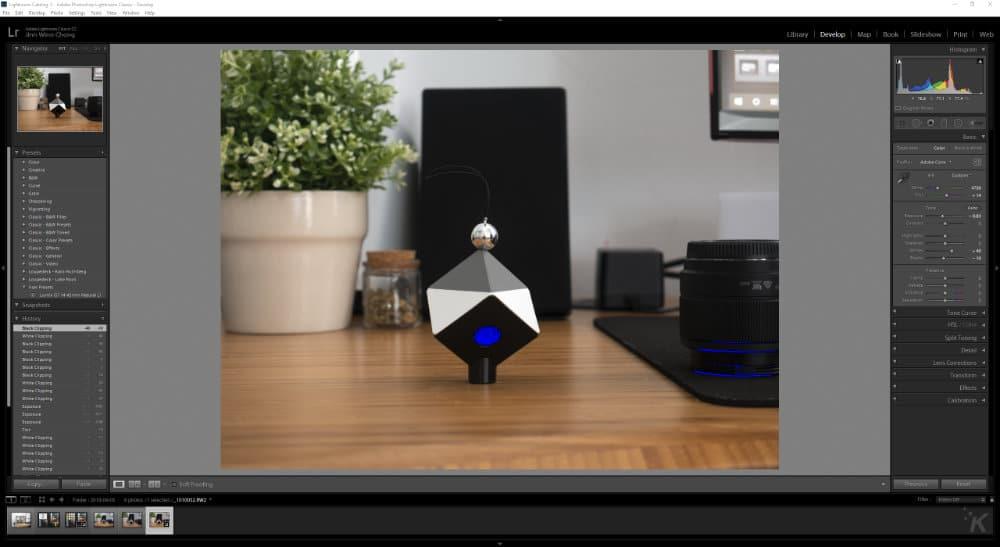 datacolor spydercube-black-point