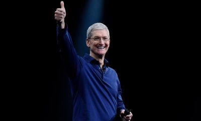 tim cook apple event gather round 2018