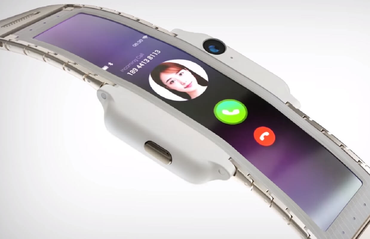 nubia alpha smartphone watch
