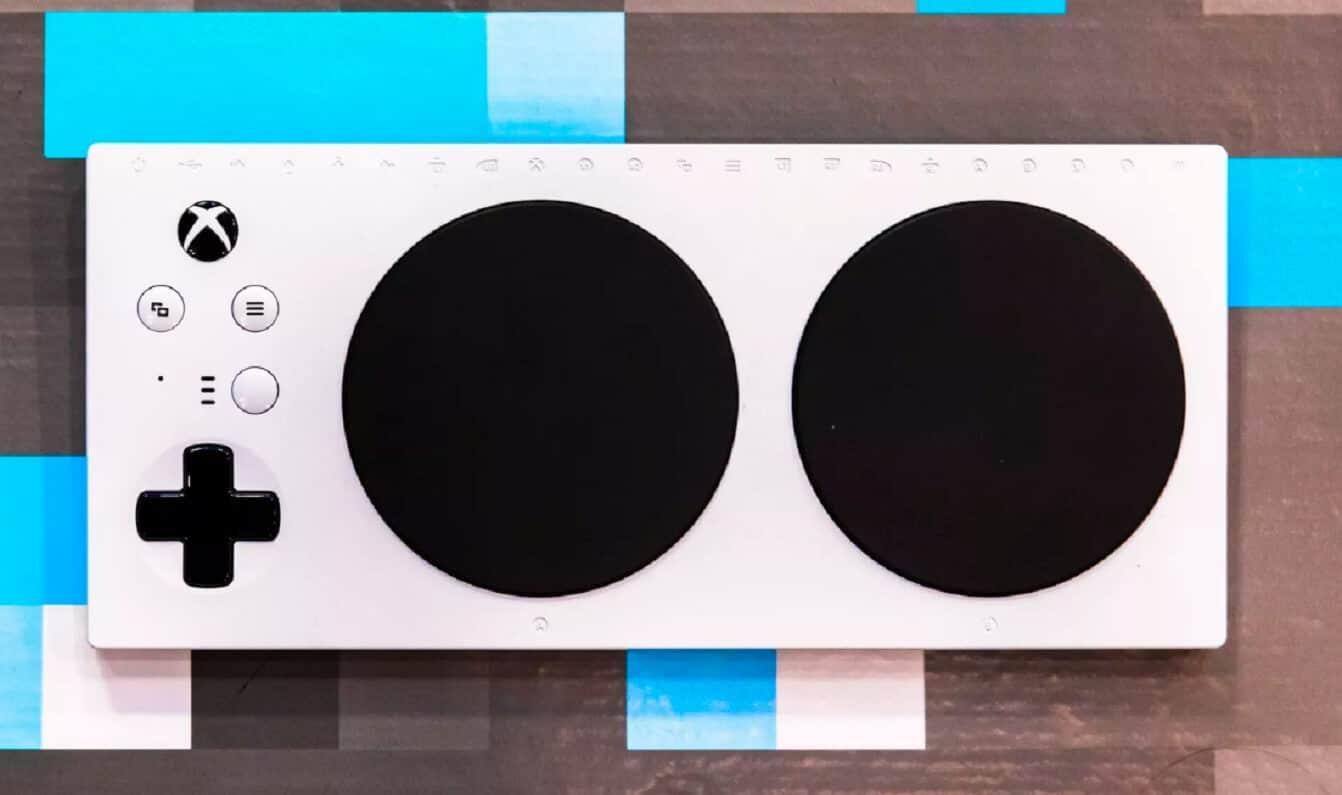 xbox adaptive controller microsoft
