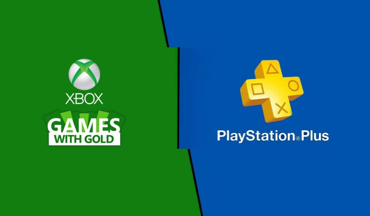 xbox gold playstation plus claim your free monthly games remotely