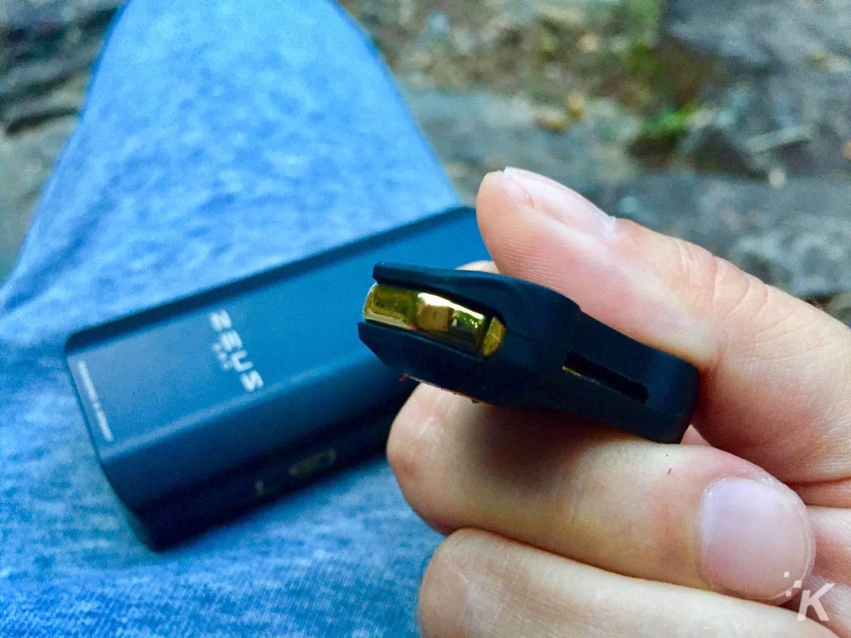 zeus arc gt portable vaporizer review