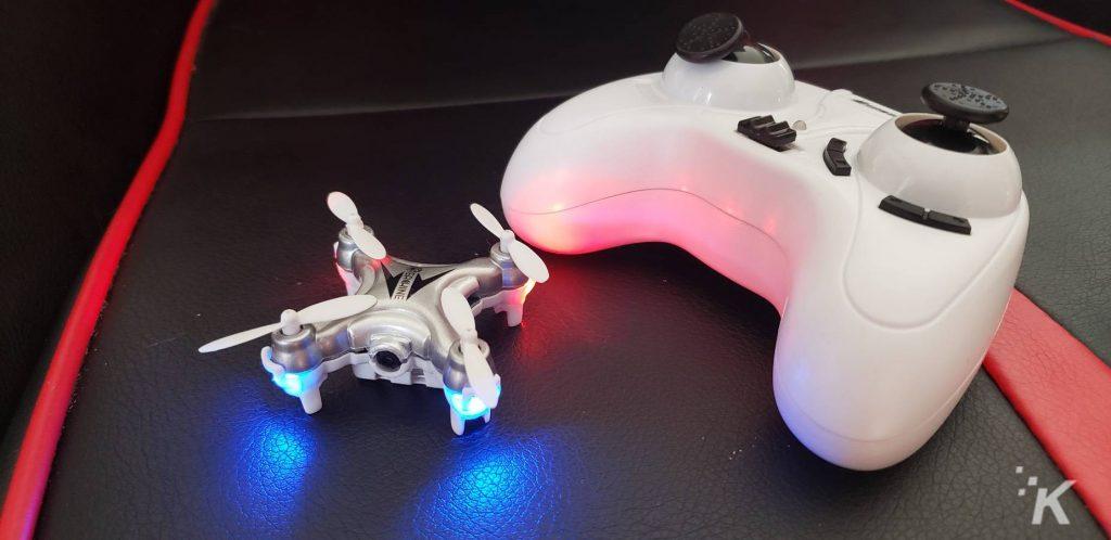 eachine e10c mini drone review