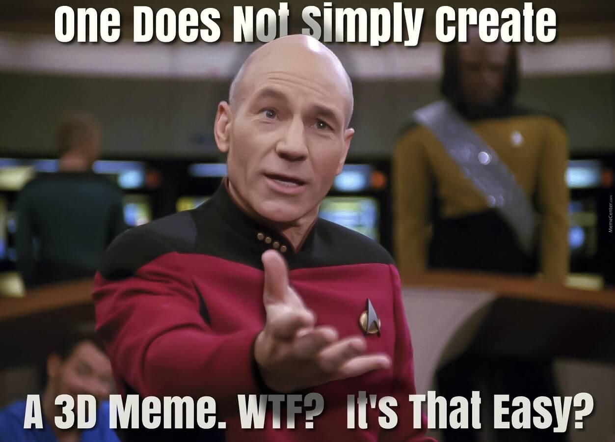 3d memes