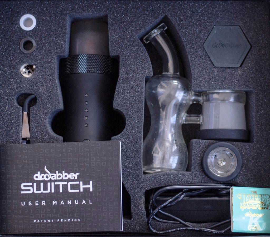 dr. dabber switch vaporizer review