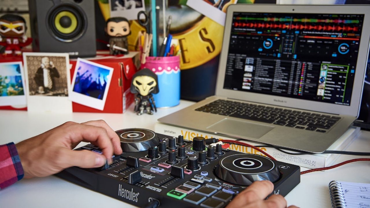 Hercules wants to turn you into a superstar DJ with some new