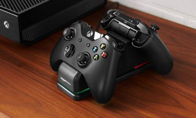 xbox one charging station amazon basics