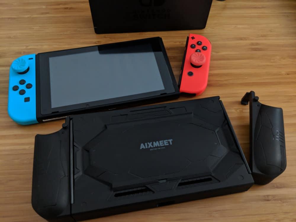 aixmeet nintendo switch case tech gift ideas