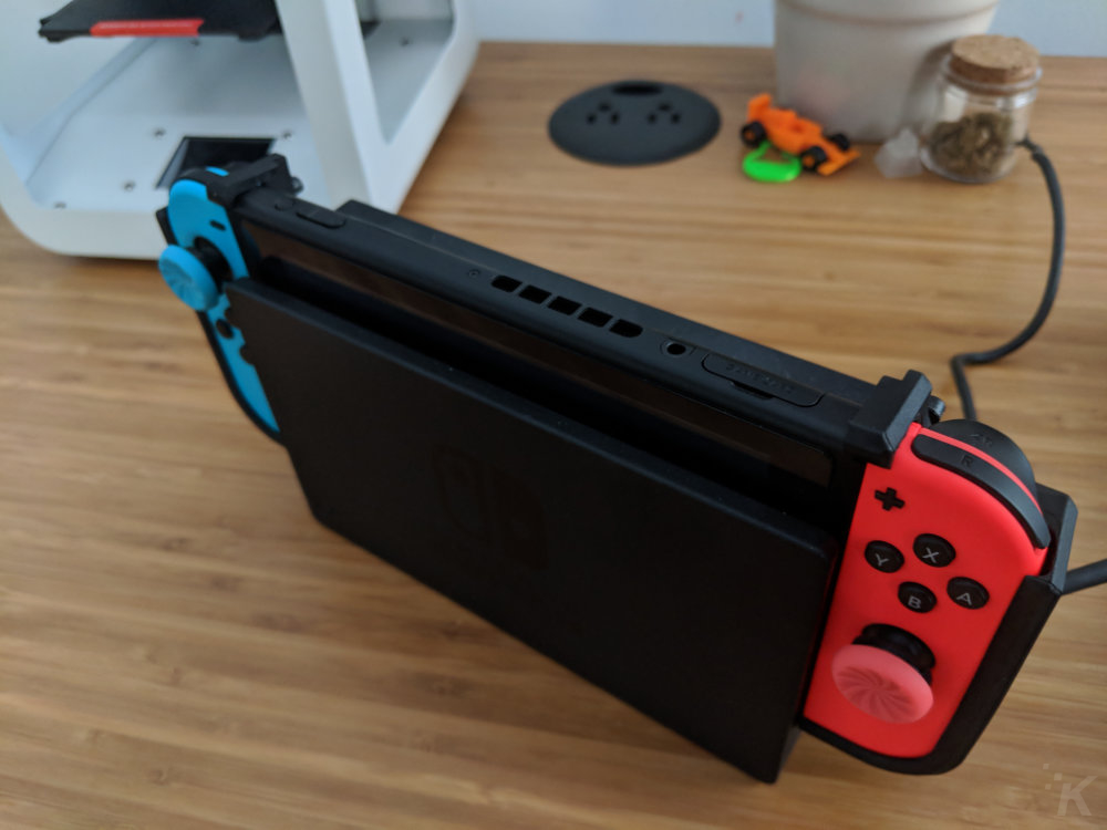 aixmeet nintendo switch case