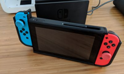 aixmeet nintendo switch case