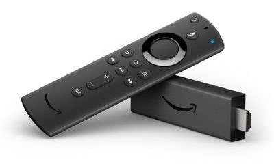 amazon 4k fire tv stick alexa-controlled remote